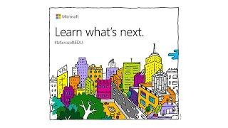 Microsoft Learn What's Next #MicrosoftEDU - Live Stream Press Conference