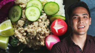 Pork Larb As Made By Aria • Tasty