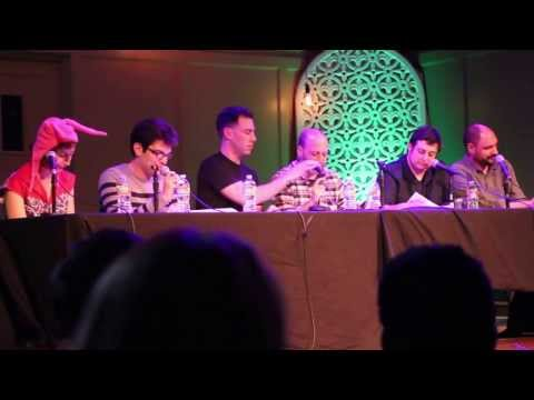 Thumbnail: Bob's Burgers Live Script Read at the Irenic
