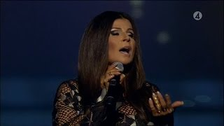 Carola sings Hallelujah in Swedish Idol finale - Idol Sverige (TV4)
