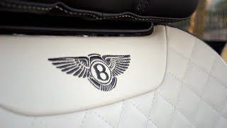 Bentley Bentayga V8 Diesel - SUV Maximus Rex!