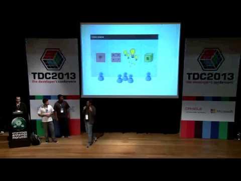 TDC 2013 SP - Domingo 14/7 - Startup Hackathon - Daniel Wildt