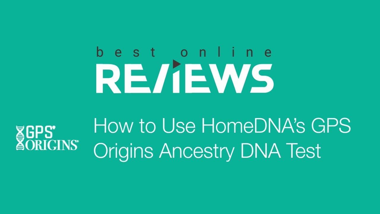 GPSOrigins Review | DNA Testing | BestOnlineReviews com