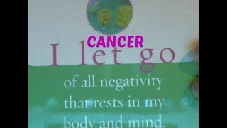 CANCER DECEMBER 2015 SPIRITUAL LOVE TAROT READING