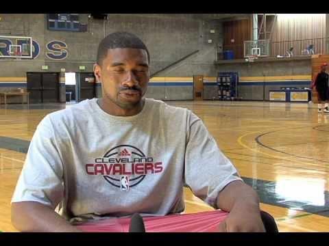 Leon Powe Basketball Camp