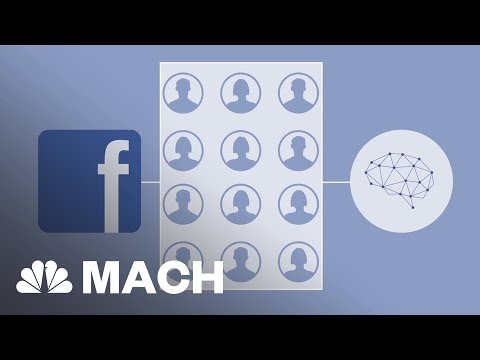 How Cambridge Analytica Used Algorithms To Trawl Through Facebook User Data | Mach | NBC News
