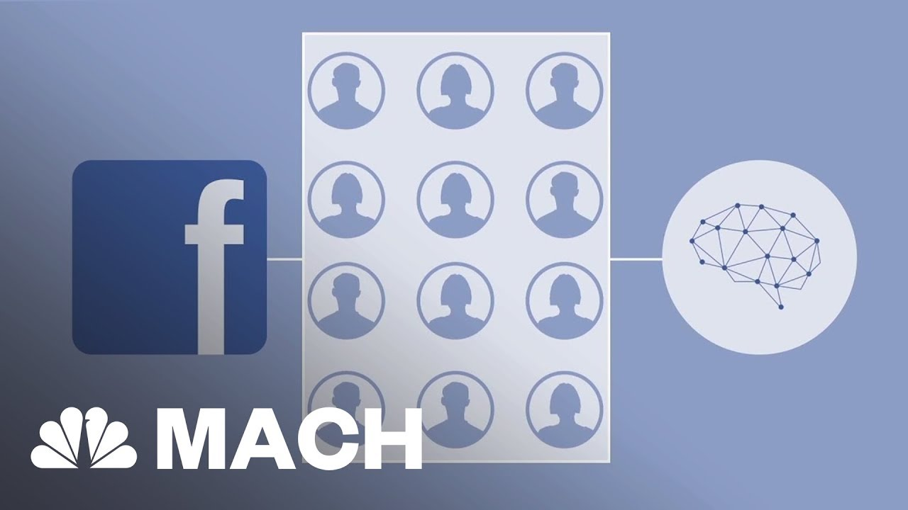 How Cambridge Analytica Used Algorithms To Trawl Through Facebook User Data | Mach | NBC News