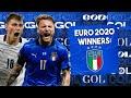5 REASONS why ITALY will WIN the 2020 EUROS!