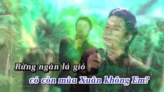 [Karaoke - Beat] LK Gió Về Miền Xuôi & Nhớ Nhau Hoài - Thiên Quang