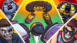 """DESTROYING OHM AND VANOSS IN THE NEW """"BOMB BALL"""" GAME MODE! (GTA 5 FUNNY MOMENTS)"""