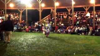 Manitou rapids /rainy river powwow 2014 mens traditional special #5
