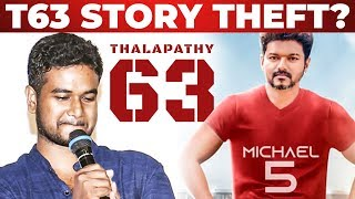 """Thalapathy 63 Ennoda Story""- Asst Director KP Selva Opens Up"