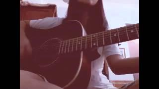 Về đây nghe em guitar cover