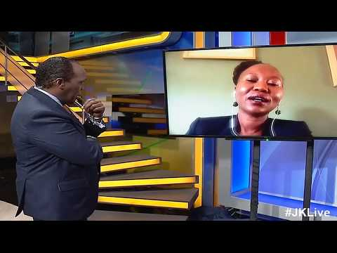 EXCLUSIVE: Roselyn Akombe Speaks After Resigning from IEBC #JKLive thumbnail