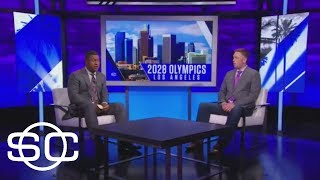 Why Does Hosting 2028 Olympics Work For L.A.? | SportsCenter | ESPN