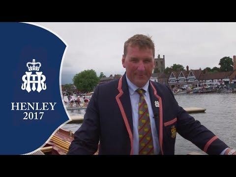 Day 2 Highlights with Sir Matthew Pinsent | Henley 2017