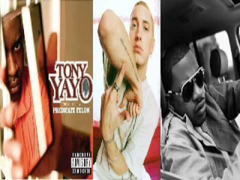 Tony Yayo Feat Eminem & Obie Trice - Drama Setter (Classec Music Tony Yayo)