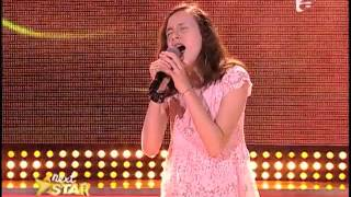 "Raluca Moldoveanu - Christina Aguilera - ""The Voice Within"" - Next Star"