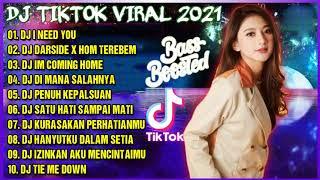 Download DJ TIKTOK TERBARU 2021 || DJ I NEED YOU REMIX TERBAIK YANG BUAT ORANG GOYANG