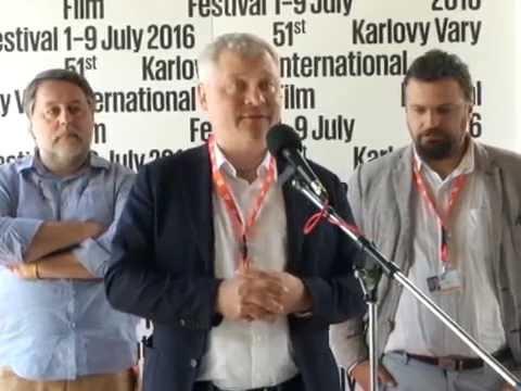 5Канал: Презентація українського кіно на 51-му Міжнародному кінофестивалі в Карлових Варах