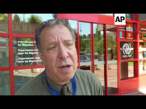 IOM spokesman on influx of migrants in Spain