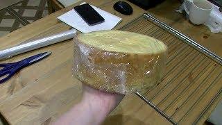 МК  Простой классический бисквит