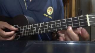 Hướng dẫn bảy sắc cầu vồng-Bảo An ukulele