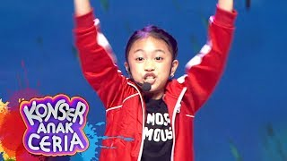"Wihh Penampilan Terkeren Zara Leola "" Move It "" - Konser Anak Ceria (22/7)"