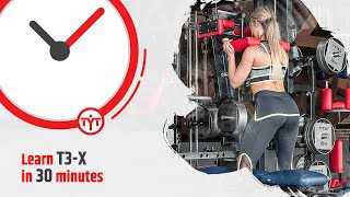 Learn TYTAX T3-X Home Gym in 30 minutes