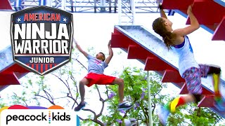 [FULL CLIP] AMERICAN NINJA WARRIOR JUNIOR | BATTLE FOR THE SEMIFINALS