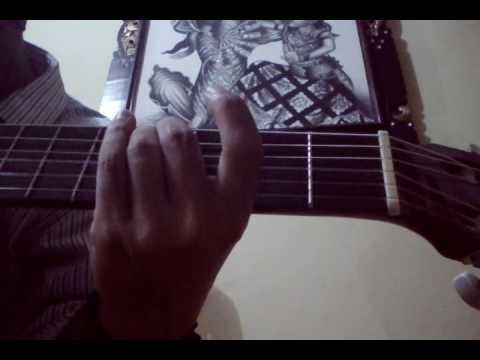 Belajar Petikan Gitar lagu IBU (Iwan Fals) yang gampang aja