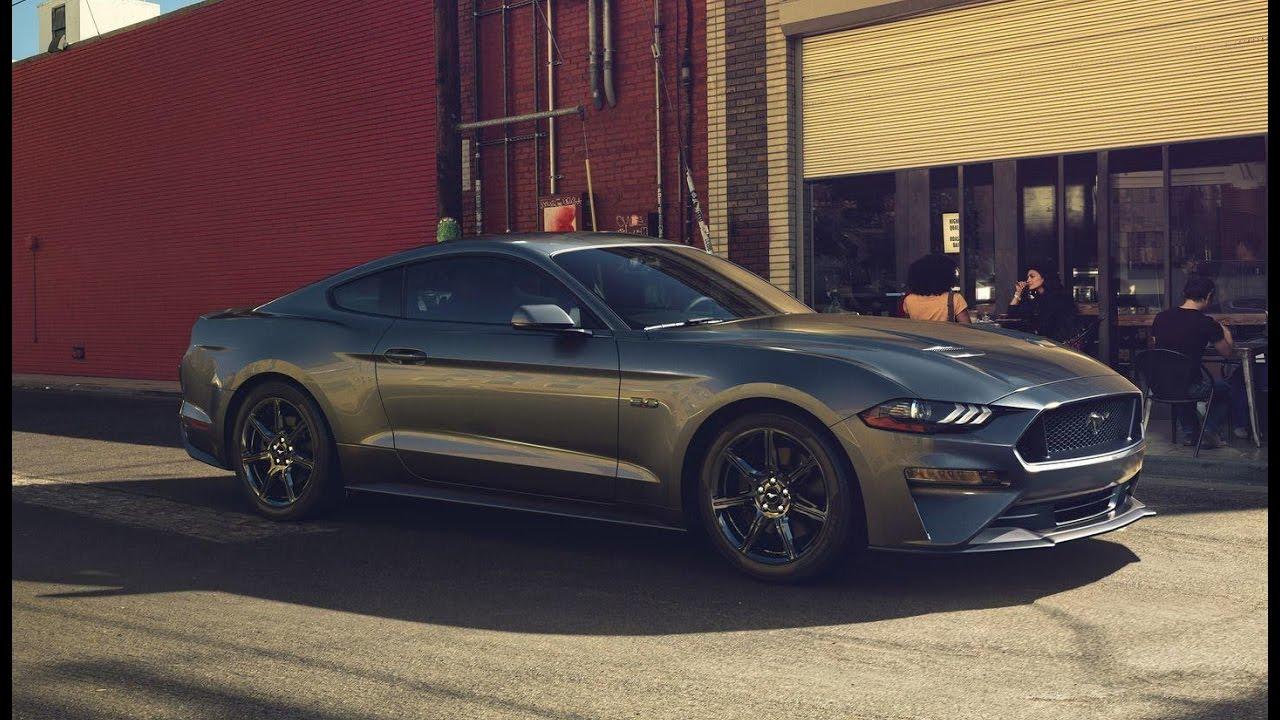 Así Es El Nuevo Ford Mustang Gt 2018