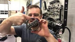Tech Basics - Bearing Inspection