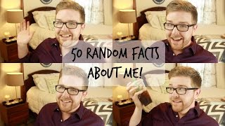 50 Random Facts About Me | ItsTylerDuh