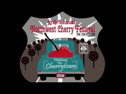 37th Annual NW Cherry Festival Parade
