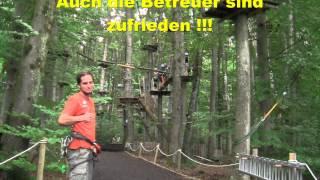 Sicherheit im AbenteuerPark Kressbronn