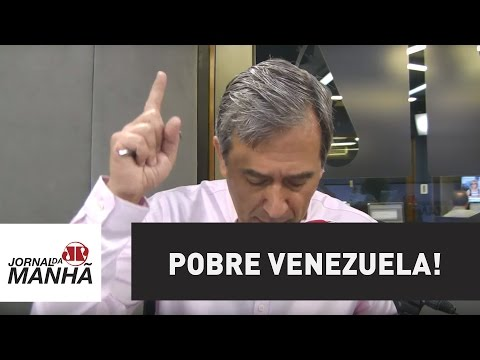 Pobre Venezuela! | Marco Antonio Villa