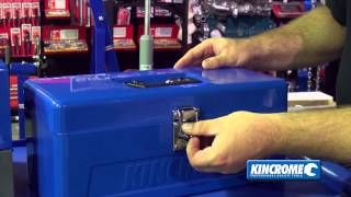 Kincrome Cantilever Tool Boxes