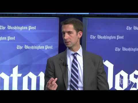 Sen. Tom Cotton on his proposed legislation of an employment-based green card system