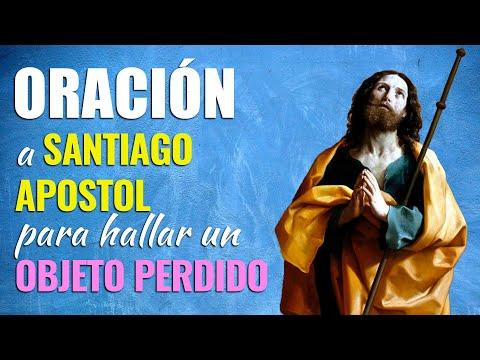 🙏 Oración a Santiago Apóstol para ENCONTRAR un OBJETO PERDIDO 😠
