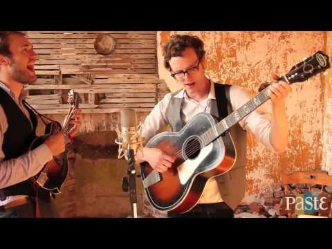 Chris Thile and Michael Daves - Darlin' Corey - 7/31/2011 - Newport Folk Festival