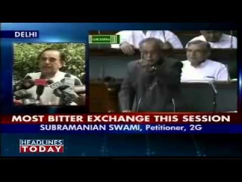 Subramanian Swamy slams CBI over Aircel Maxis probe