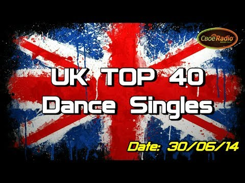 UK Top 40 - Dance Singles (30/06/2014)