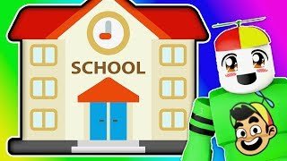 Don't Go To School SIMULATOR! | Roblox