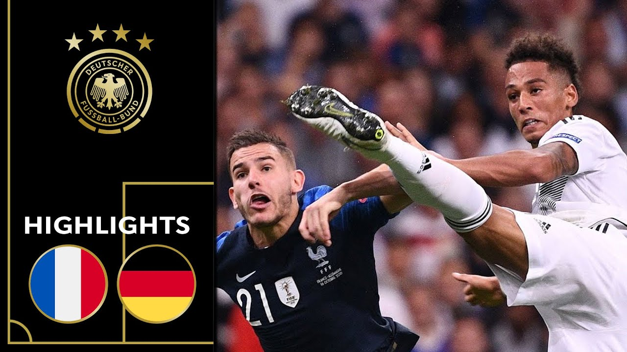 Germany S Fight Is Not Rewarded France Vs Germany 2 1 Highlights Uefa Nations League Youtube