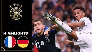 Germany's fight is not rewarded | France vs Germany 2-1 |Highlights | UEFA Nations League