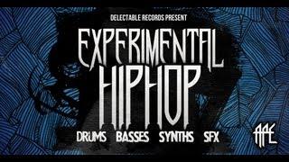 Experimental Hip Hop Samples Loops - Delectable Presents Experimental Hip Hop