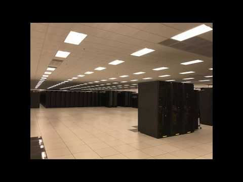 A Tour of The National Center for Supercomputing Applications (NCSA)