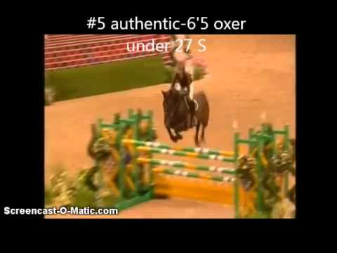 top ten greatest show jumping moments