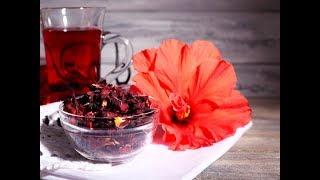 Pressão para arterial chá flores de hibisco de